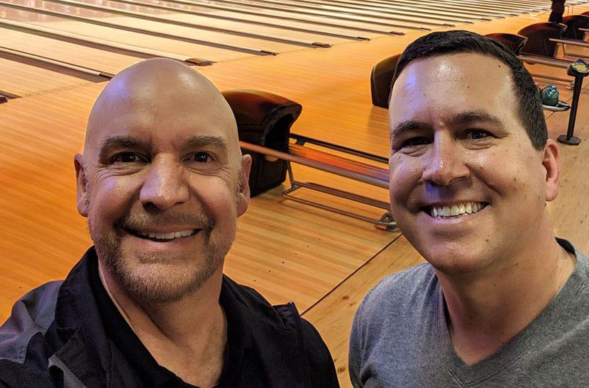 Jeff Shamus and Todd Binder
