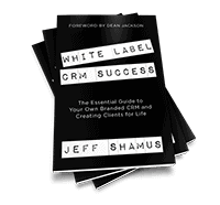 White Label CRM Success Book cover